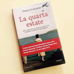 La quarta estate di Paolo Casadio