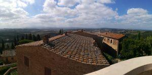 Castelfalfi un borgo toscano recuperato