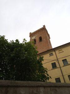 La Torre di Matilde, il campanile del Duomo di San Miniato