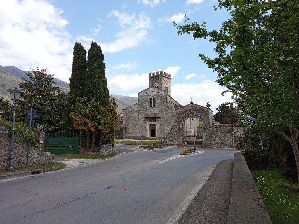 Camaiore, La Badia